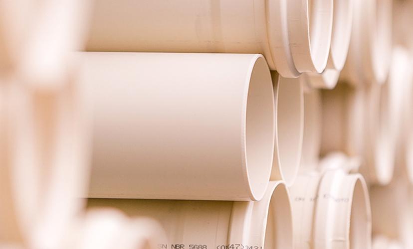 Os principais tipos de tubos e conexões